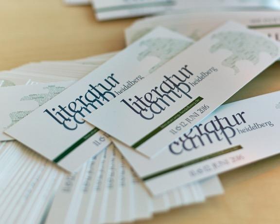 Litcamp 2016-Ticketverkauf startet zur Buchmesse