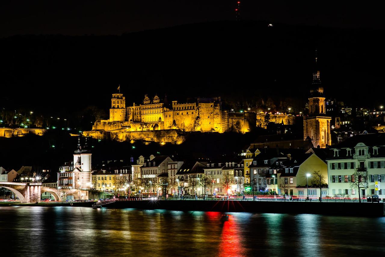 Vorabendtreffen: Literarischer Spaziergang in Heidelberg