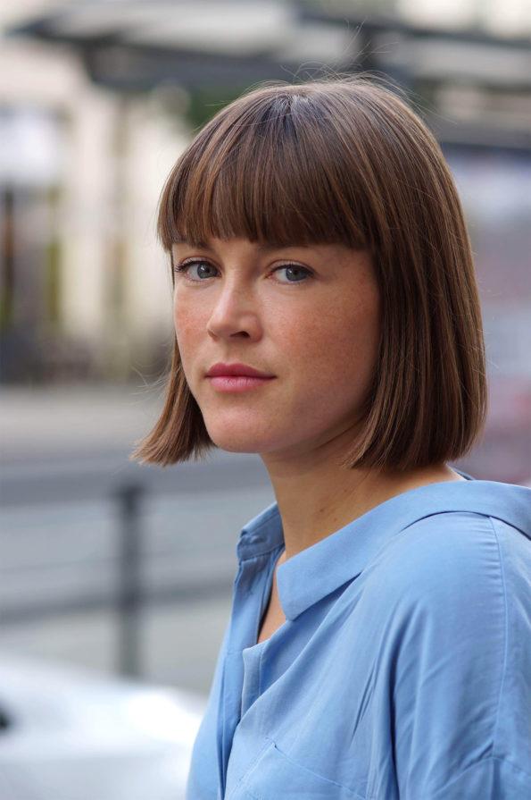 Karina Elm von NetGalley (Foto: Michaela Philipzen)